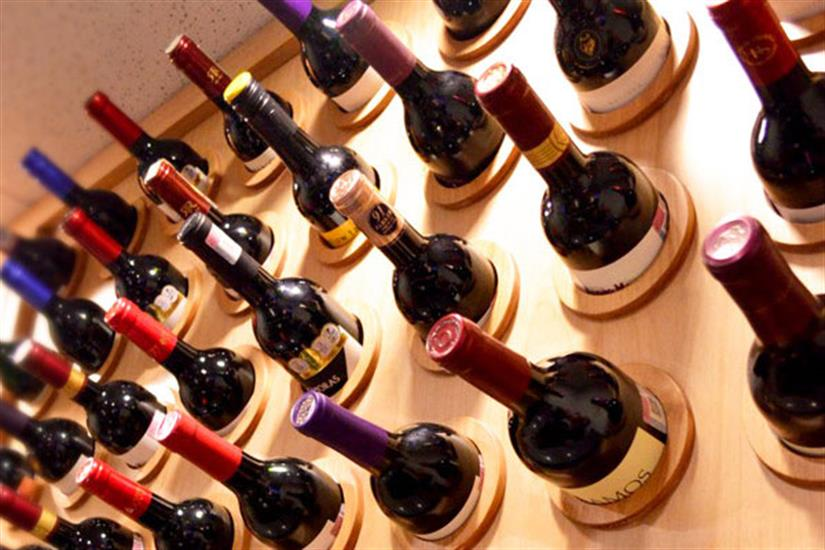 Wine selection onboard - Nautilus Belle Amie