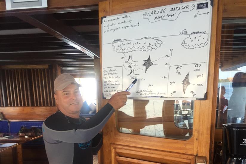 Dive Briefing - MatahariKu Indonesia