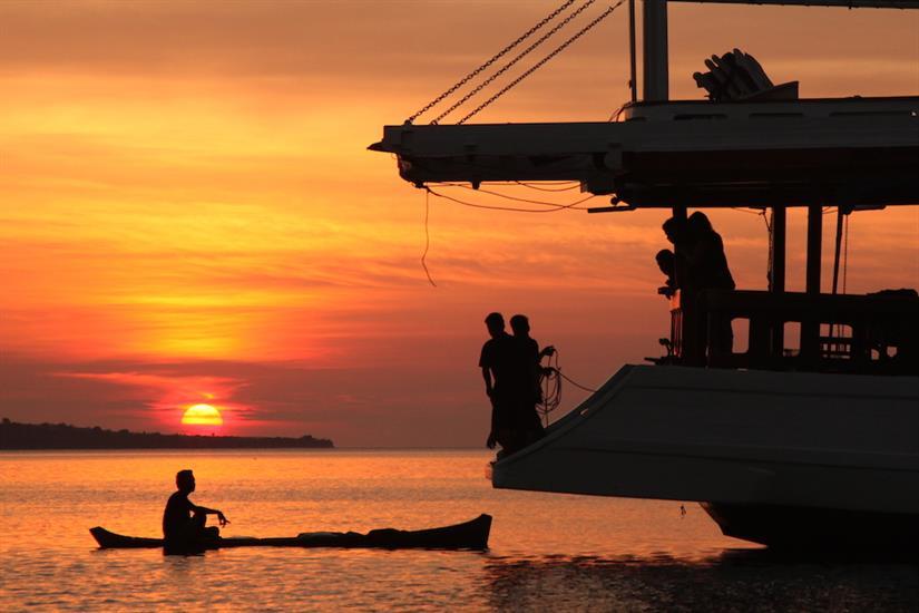 Stunning Indonesian Sunsets - MatahariKu Indonesia
