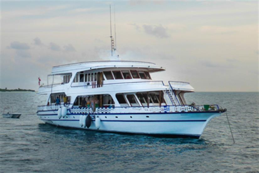 Blue Shark 2 Liveaboard Maldives