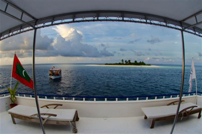 Sundeck - Blue Shark 2 Liveaboard Maldives