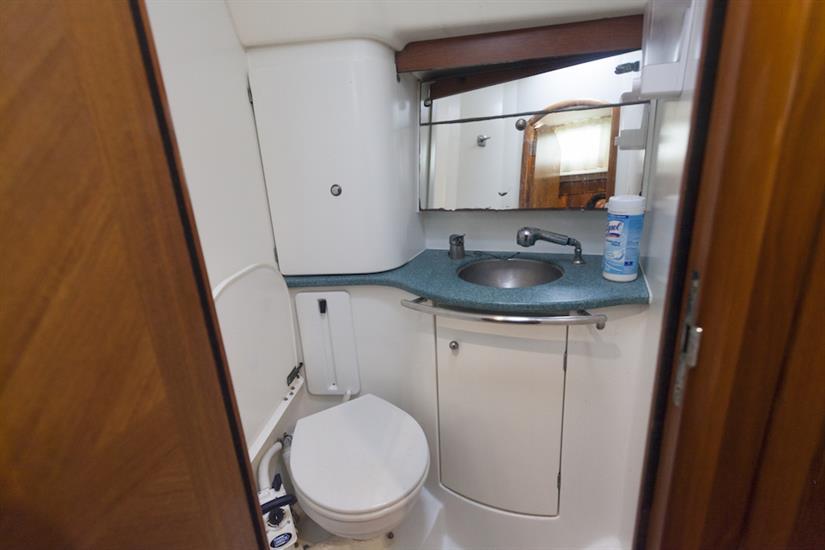 Bathroom facilities - Vision III