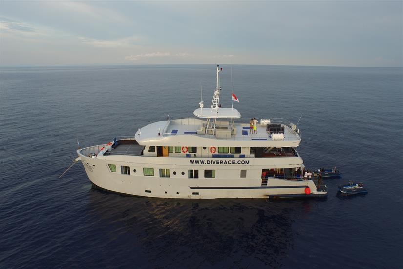 MV DiveRACE Class E Liveaboard