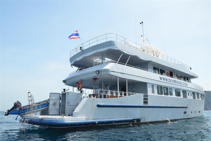 MV DiveRACE Class E Dive Liveaboard