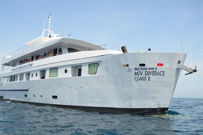 Dive Liveaboard MV DiveRACE Class E