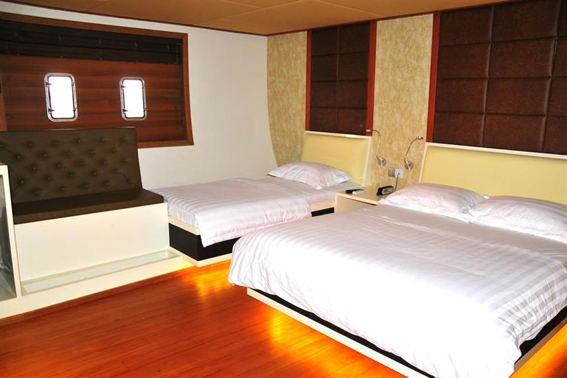 Cabin - Adora Maldives Liveaboard Diving