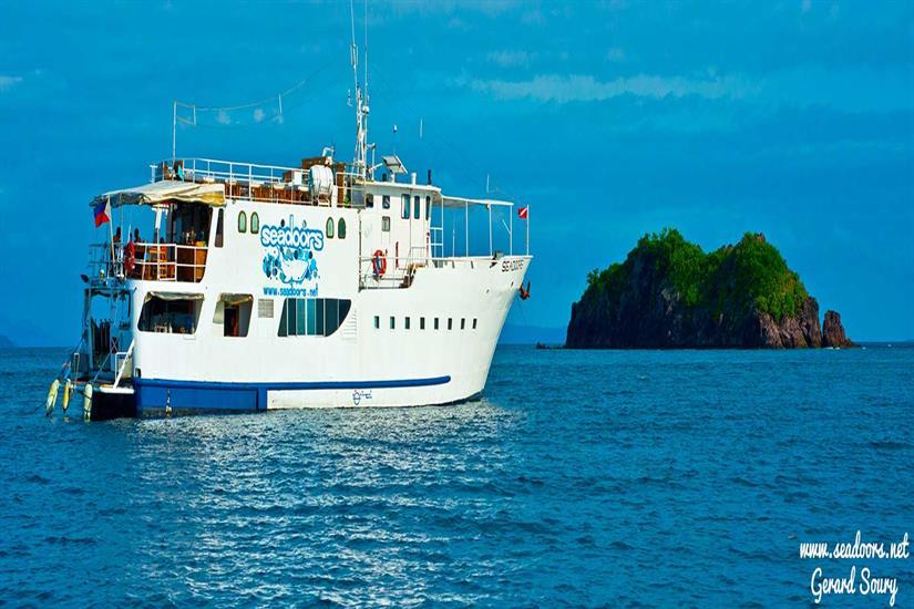 Seadoors Liveaboard Philippines
