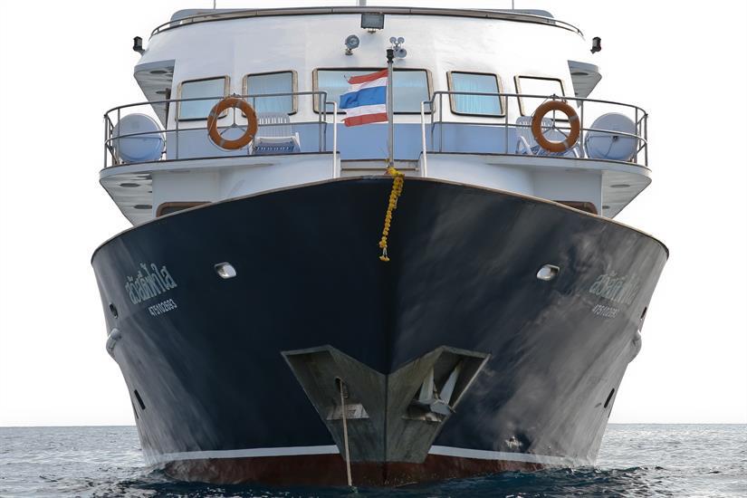 MV Scuba Explorer Liveaboard Thailand
