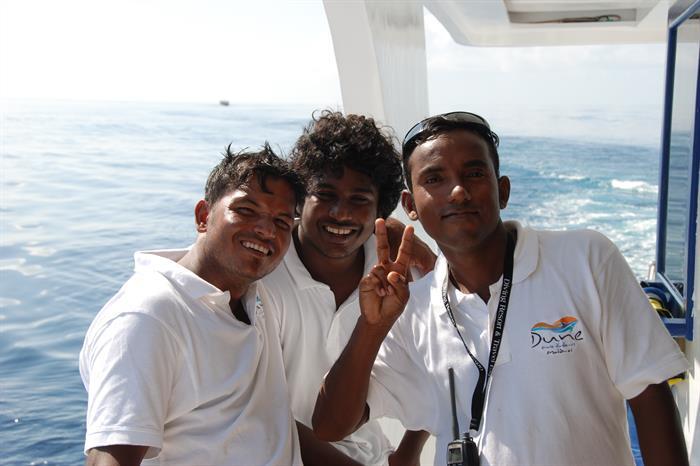 Soleil 2 Crew