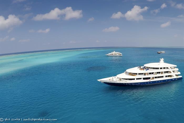 Soleil 2 Liveaboard Maldives