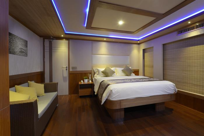 Master Suite - Blue Force One