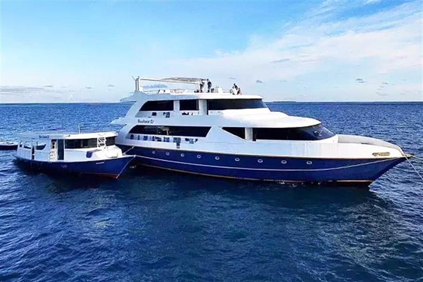 Blue Force Two Maldives Liveaboard