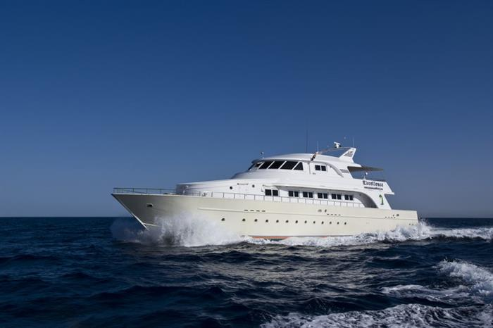 MY Excellence Liveaboard Red Sea