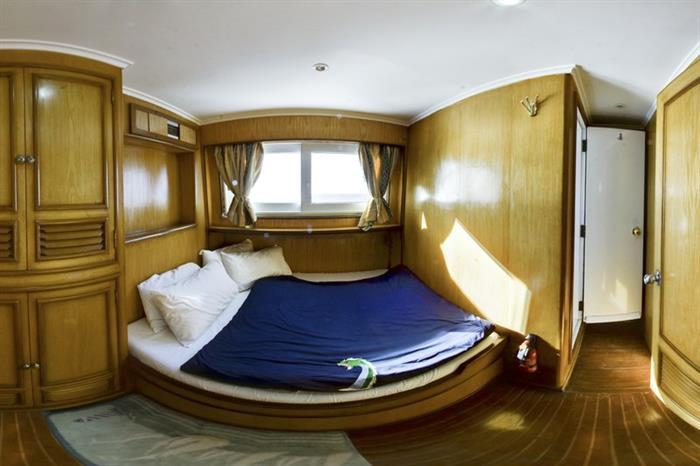 MY Excellence Liveaboard Red Sea Double Cabin