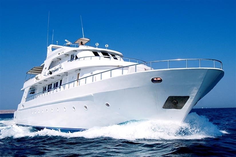 MY Miss Nouran Liveaboard Red Sea