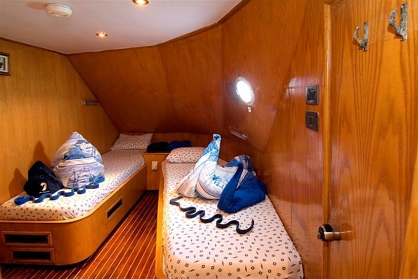 MY Miss Nouran Liveaboard Red Sea Twin Cabin