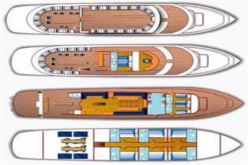 Miss Nouran Deck Plan