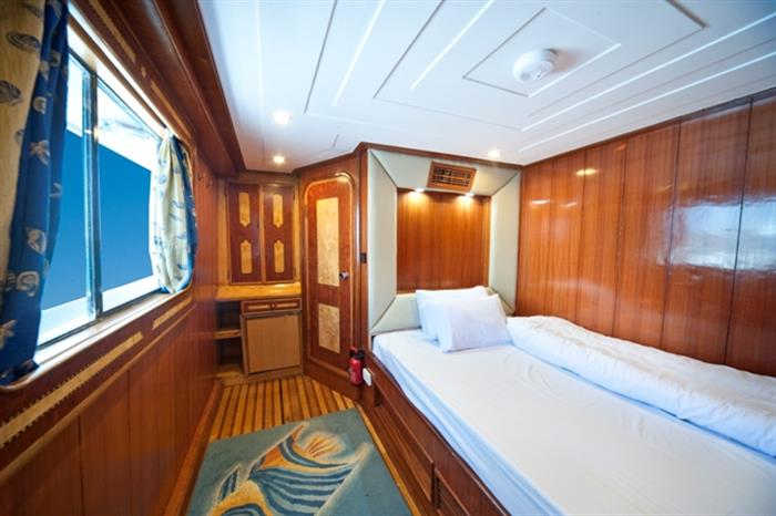 M/Y Obsession Liveaboard Red Sea Cabin