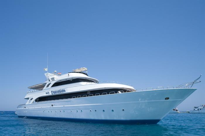 M/Y Obsession Liveaboard Red Sea
