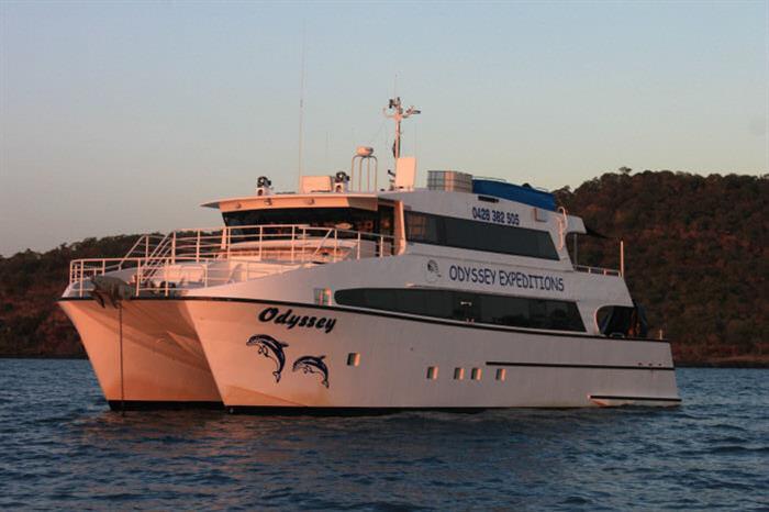 MV Odyssey Liveaboard Australia