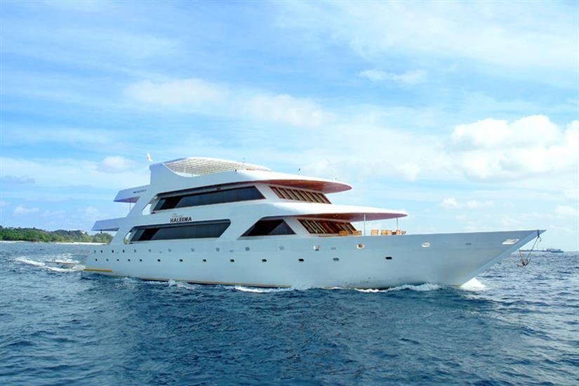 Princess Haleema Liveaboard Maldives