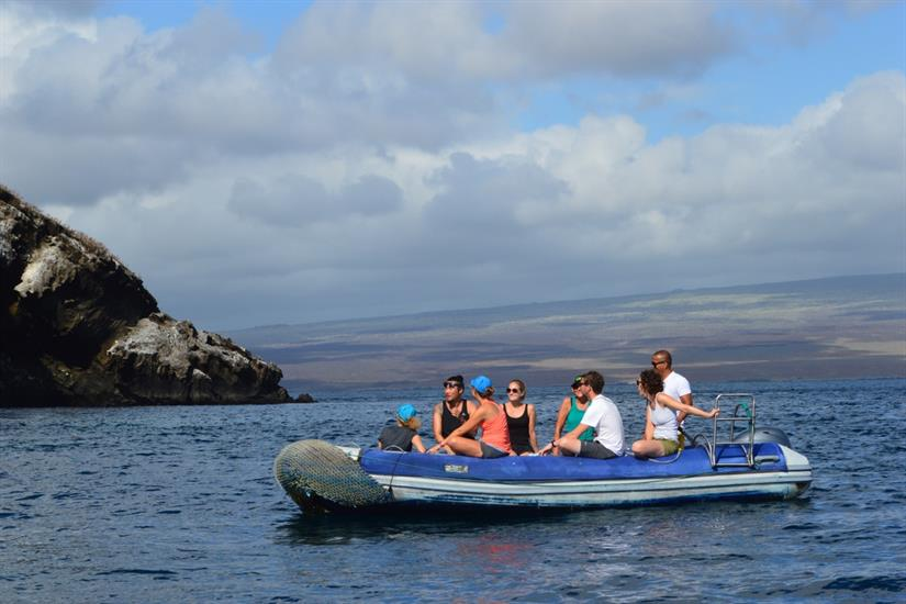 Galapagos Adventures with the Astrea Liveaboard