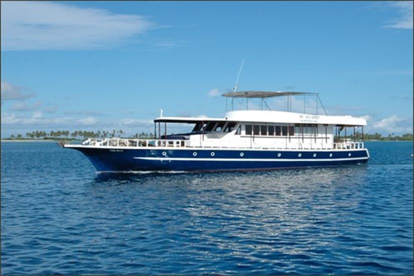 M/V Sea Spirit Maldives