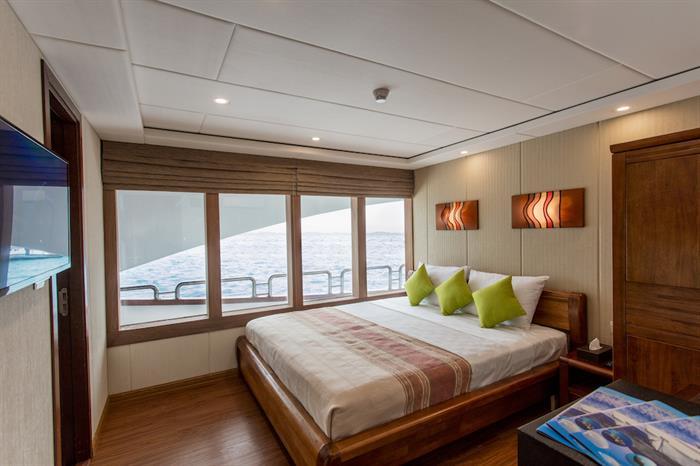 Hammerhead Cabin - Carpe Novo Maldives