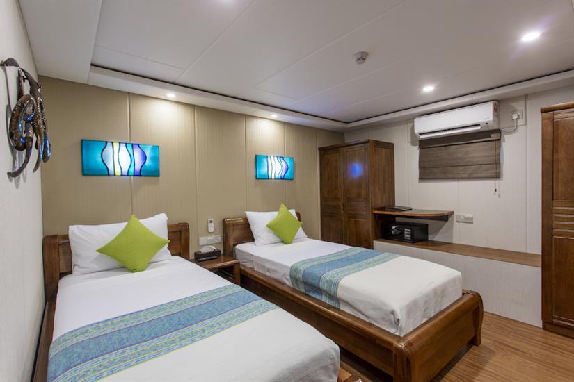 Octopus Cabin - Carpe Novo Maldives