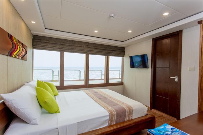 Manta Ray Cabin - Carpe Novo Maldives