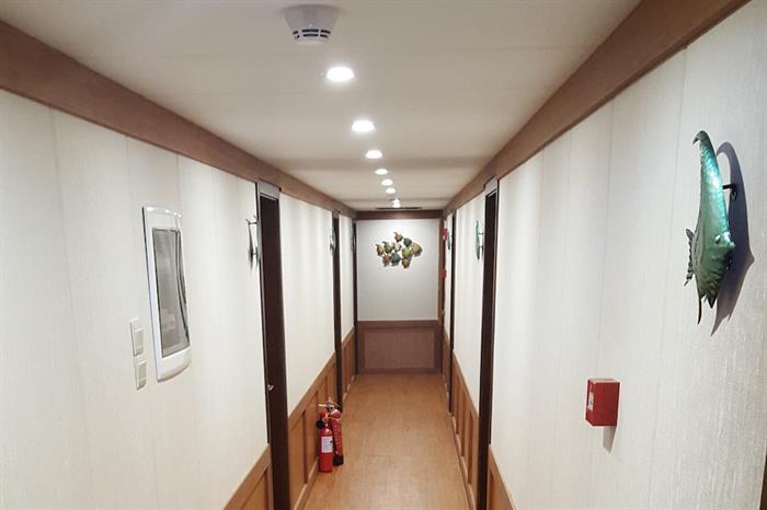 Hallway - Carpe Novo