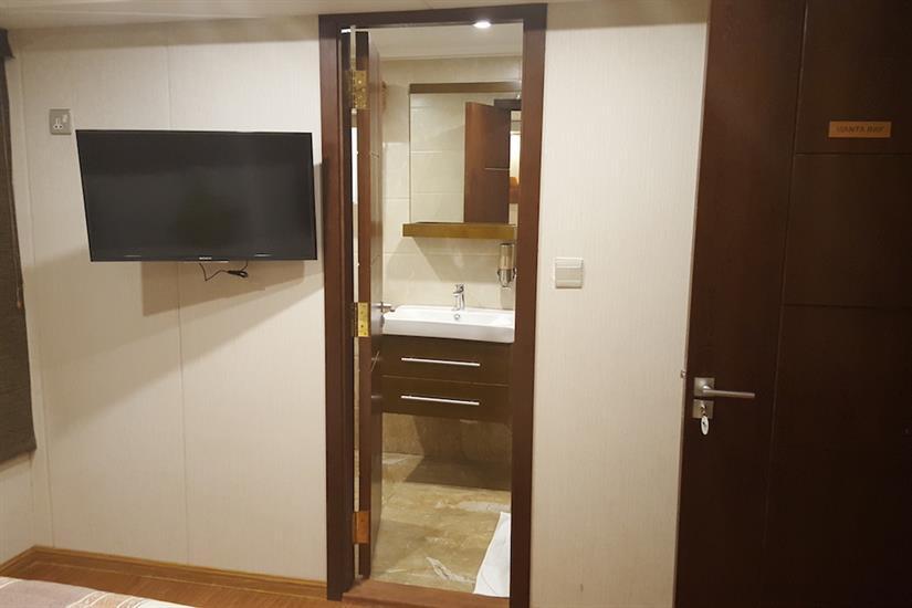 Manta Ray - Single cabin