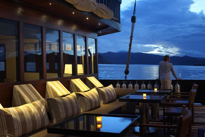 The Port - Alila Purnama Liveaboard