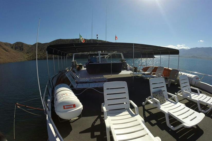 Top Deck - Rocio del Mar
