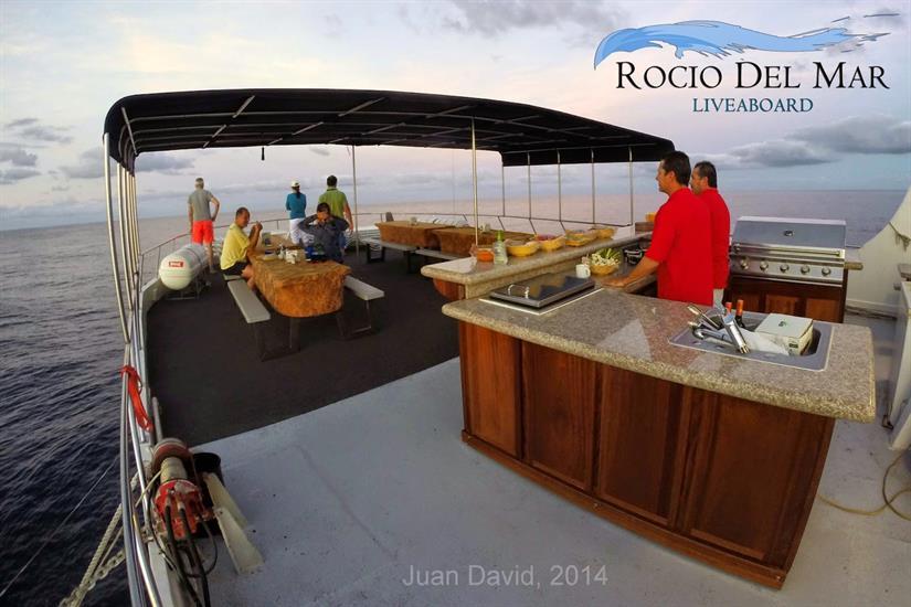 Top Deck Bar - Rocio del Mar