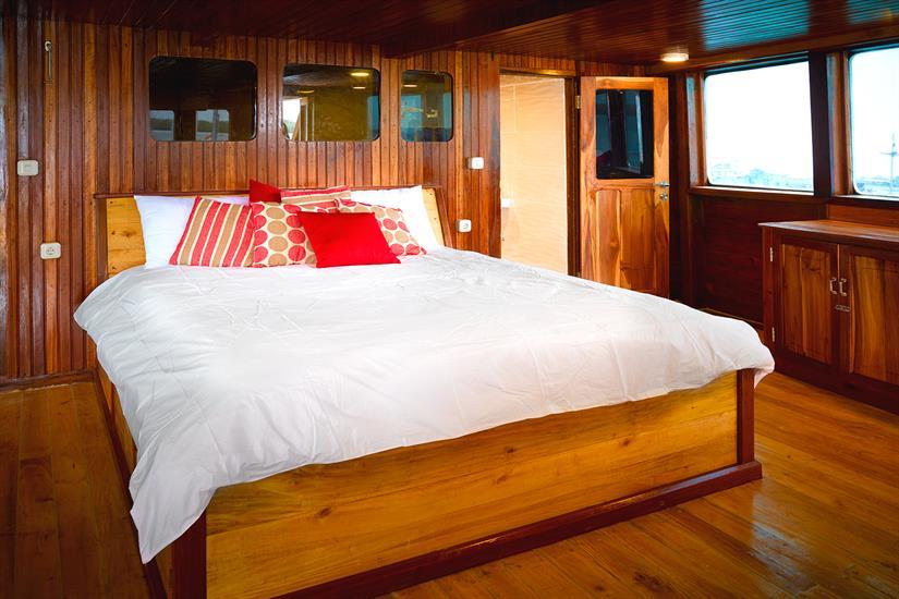 Deluxe Cabin - KM Bidadari