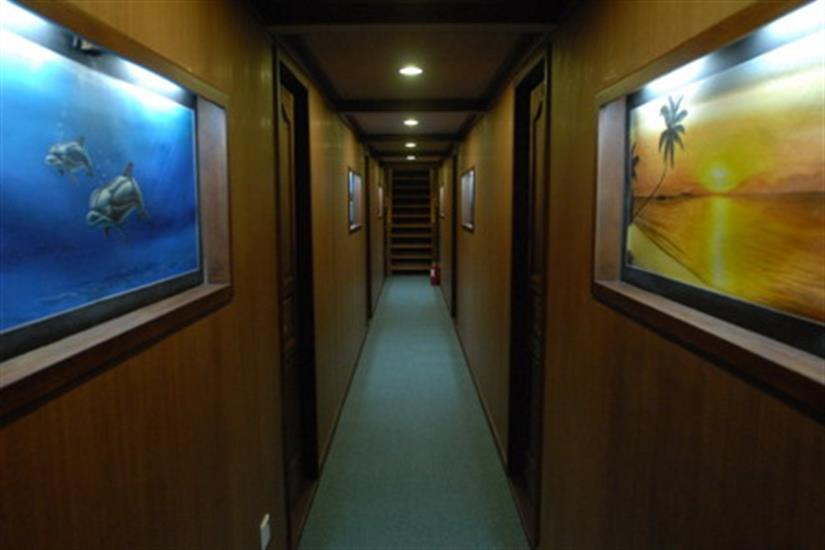 Sachika Hallway