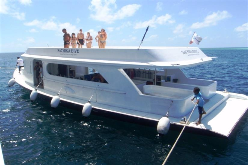 19m Fully Equipped Diving Dhoni
