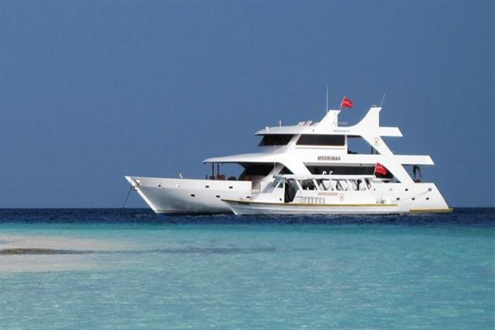 Moonima Liveaboard Maldives