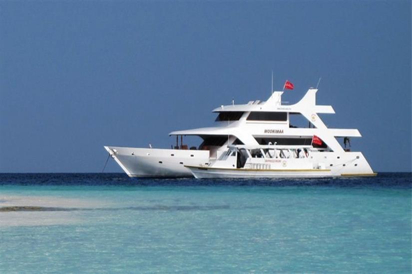 Moonima Liveaboard Maldives