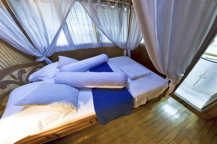 Double Room Upper Deck - Moonima Liveaboard Maldives