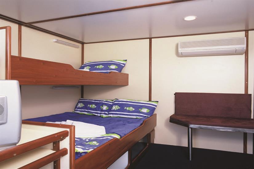 Deluxe Cabin - Taka Liveaboard