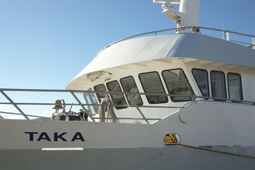 Taka Liveaboard Solomon Islands