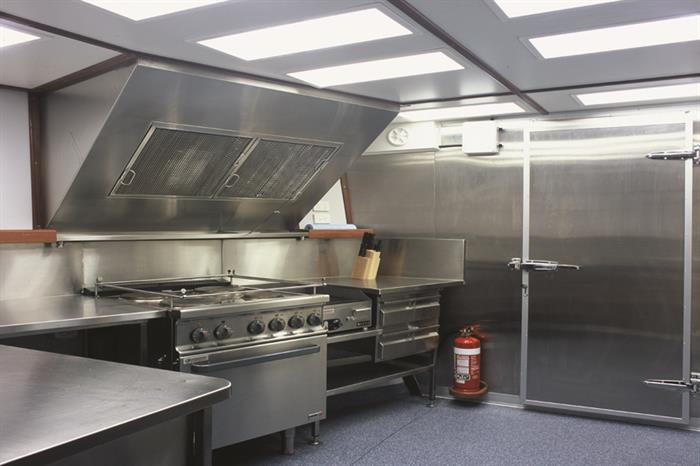 Galley - Taka Liveaboard