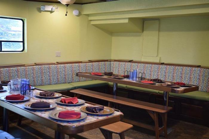 Dining area - Quino el Guardian