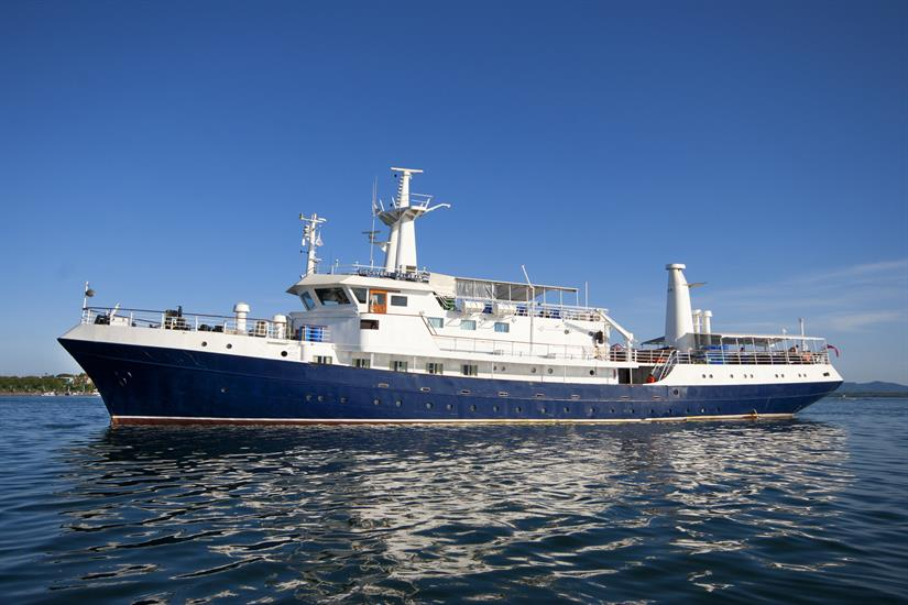 MV Discovery Palawan - Philippines liveaboard