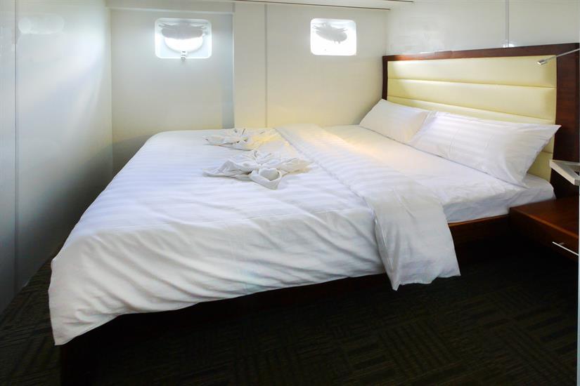 MV Discovery Palawan - Standard double cabin