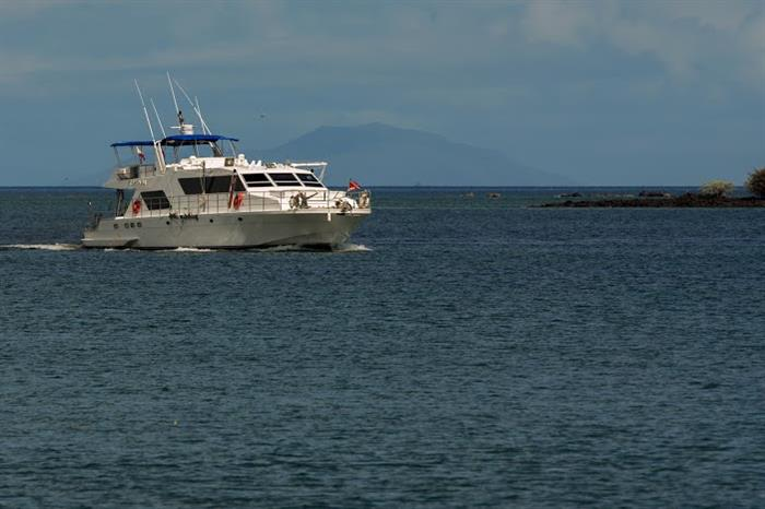 Nortada Liveaboard Galapagos