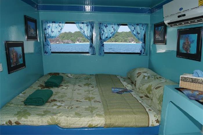 Double Cabin - MV Similan Explorer