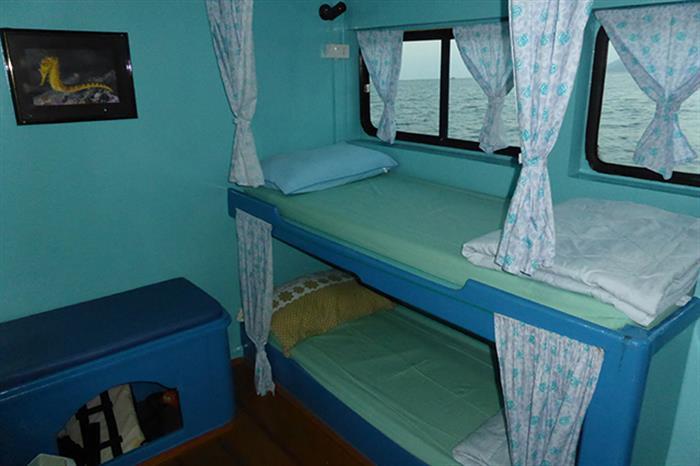 Twin Cabin - MV Similan Explorer